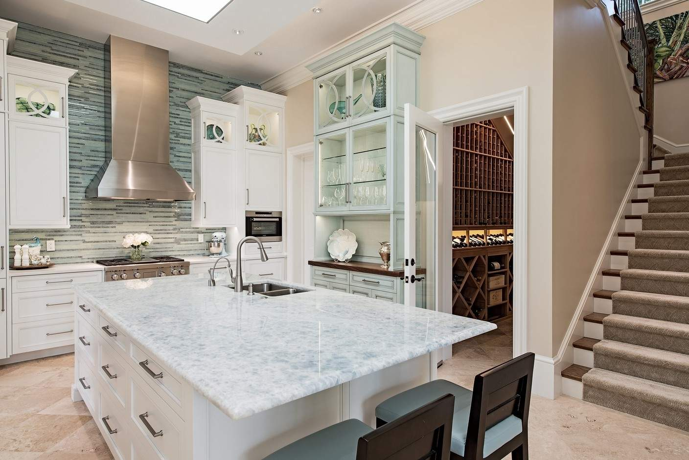 Remodeling galleries bcb custom homes naples florida for Bath remodel naples fl