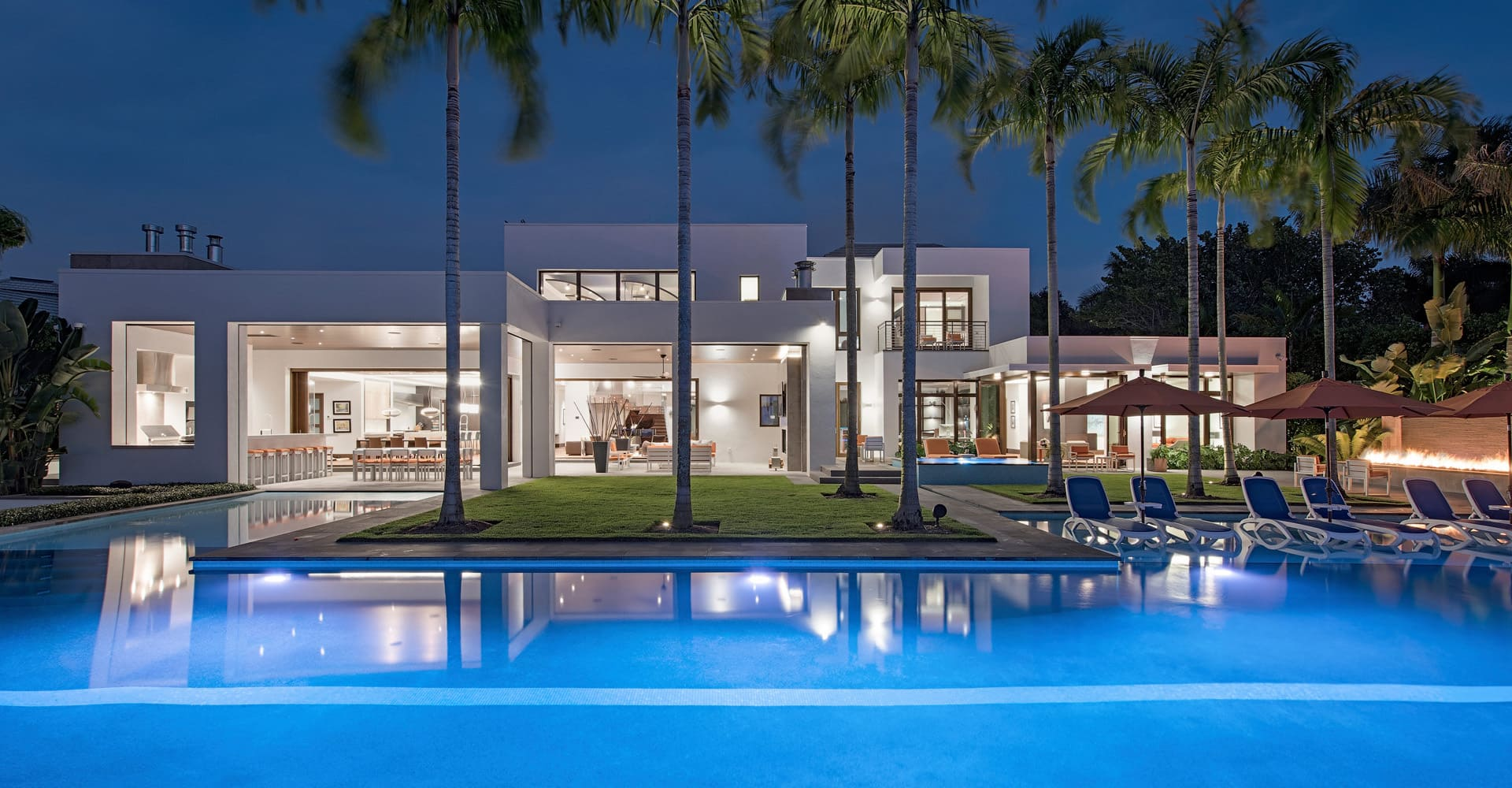 Art in architecture bcb homes naples florida for Modern homes in florida
