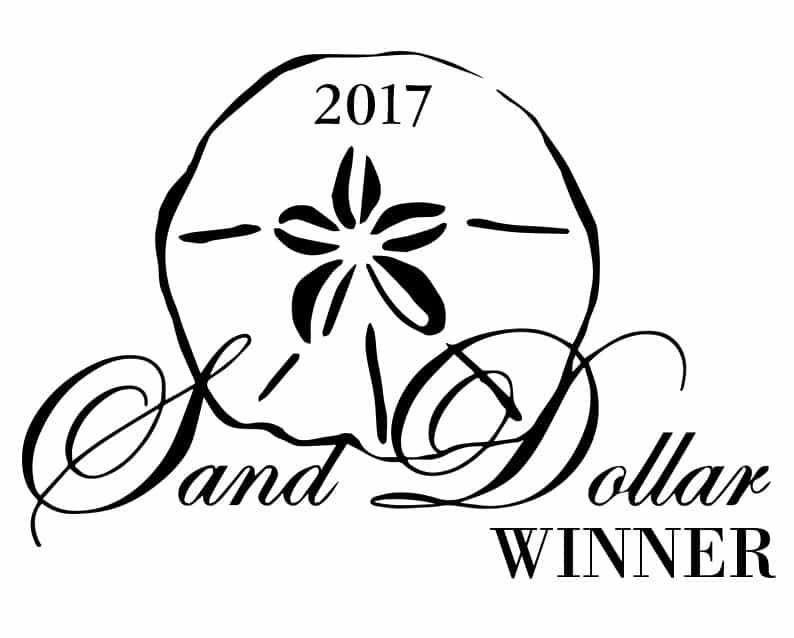 Winner Of 15 Sand Dollar Awards