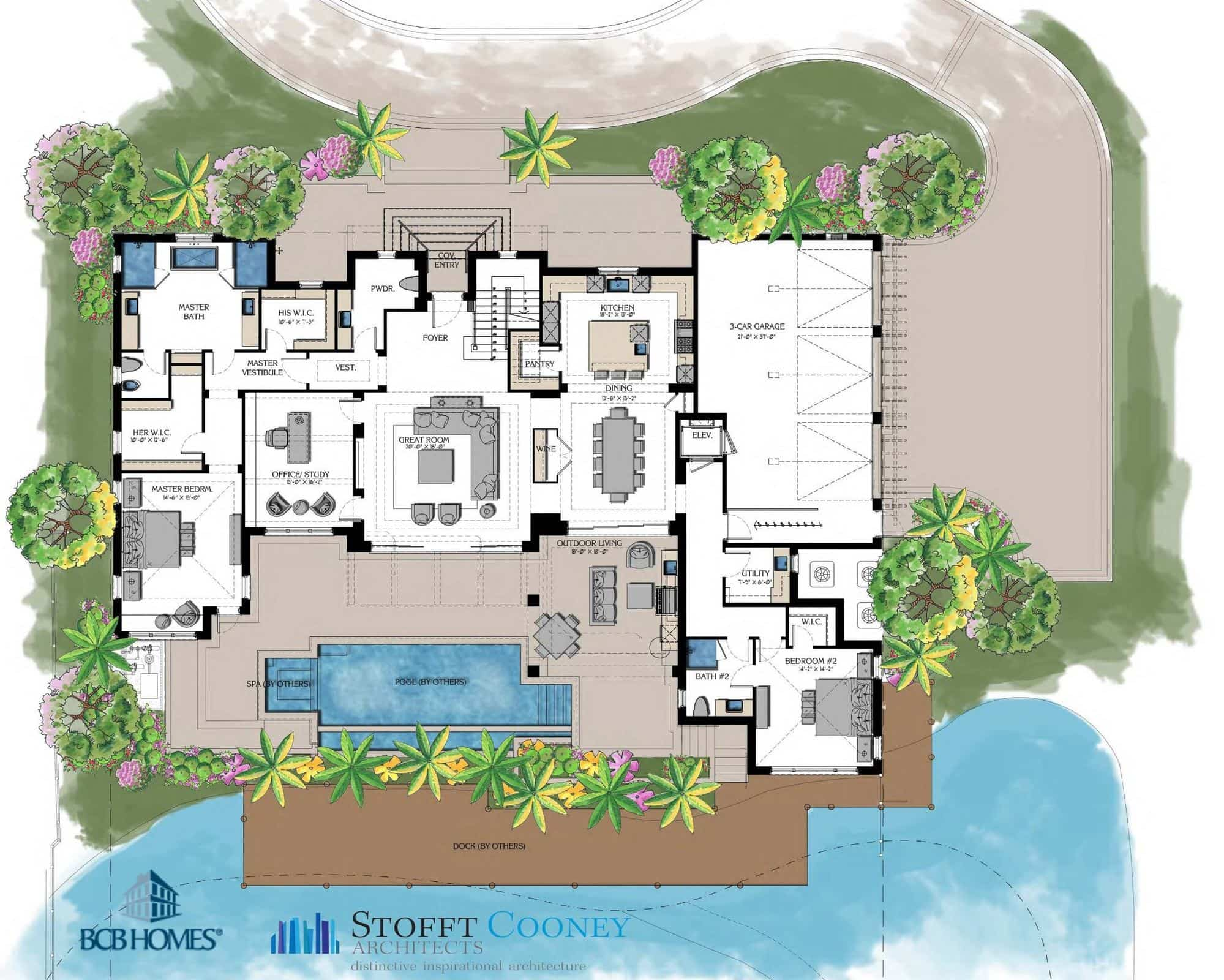 First Floor Plan - 190 16th Ave S