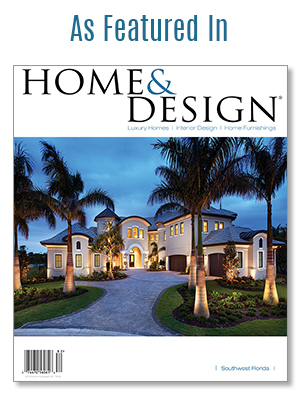 Feature Story In Home Design Magazine