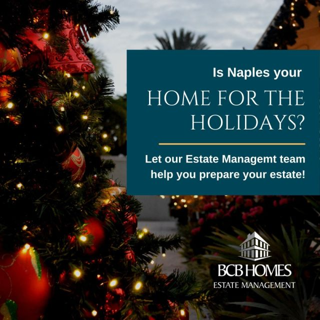 Too Soon? Not for us, we are already working with our clients to prepare their estates for the holidays! Our Estate Management Team will help ready your home for the festivities! We have your needs covered for electrical, lighting control, and audio-video systems. To learn more visit bcbhomes.com/naples-estate-management or call 239-643-1004 #beachlife #naplesfl #luxuryhomebuilder #luxuryhome #bcbhomes #LuxuryHomesSarasota #wearebcbhomes #dreamhomegoals #luxuryhomessouthwestflorida #luxuryhomebuilding #luxuryhomes #luxuryhomebuilders #estatemonitoring #luxuryhomenaplesfl #estatemonitoringnaplesfl #luxuryhomemanagement #estatemanagement #manageyourestate #homemonitoring #luxuryhomebuildernaplesfl #luxuryhomeinspiration