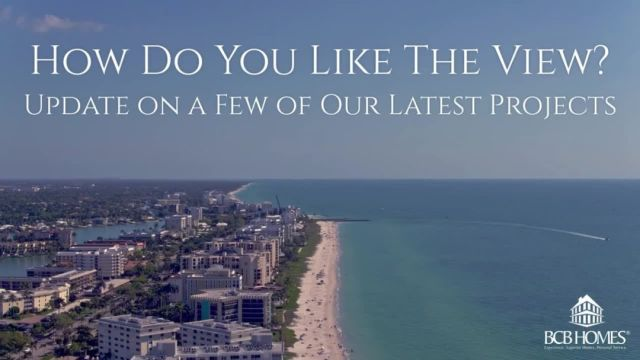 Maybe it's just us, but we prefer the view from the top! Another update of just a few of our most recent in-progress projects along the Southwest coast of Florida. Wanting to build your own slice of paradise? Visit bcbhomes.com or call 239-643-1004 to learn more. #droneview #dreamhomegoals #luxuryhomebuilders #estatemonitoring #estatemanagement #beachlife #luxuryhomes #LuxuryHomesSarasota #luxuryhomebuildernaplesfl #wearebcbhomes #naplesfl #luxuryhomenaplesfl #luxuryhomebuilding #luxuryhome #bcbhomes #luxuryhomebuilder #luxuryhomessouthwestflorida #luxuryhomesnaplesfl #naplesflabeaches #luxuryhomeinspiration