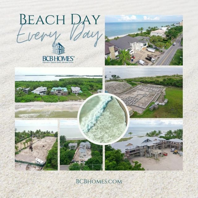 Life is better at the beach. Our clients have discerning taste when it comes to the land they build their homes on. Beachfront properties are a huge part of our building and construction portfolio. Have plans to build on your own little slice of heaven? Call 239-643-1004 or visit bcbhomes.com to learn more.#luxuryhomebuilders #beachlife #luxuryhomebuilder #droneview #naplesfl #luxuryhomenaplesfl #luxuryhomeinspiration #dreamhomegoals #luxuryhome #naplesflabeaches #wearebcbhomes #luxuryhomes #LuxuryHomesSarasota #luxuryhomebuilding #bcbhomes #luxuryhomesnaplesfl #luxuryhomebuildernaplesfl #luxuryhomessouthwestflorida